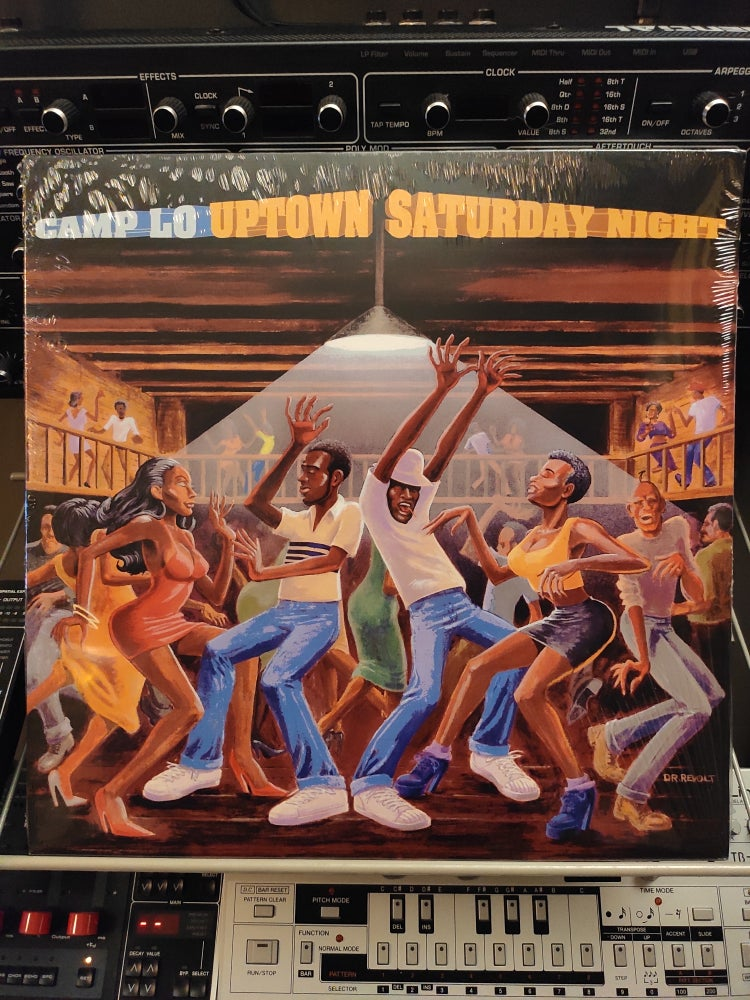 Image of Camp Lo ‎– Uptown Saturday Night