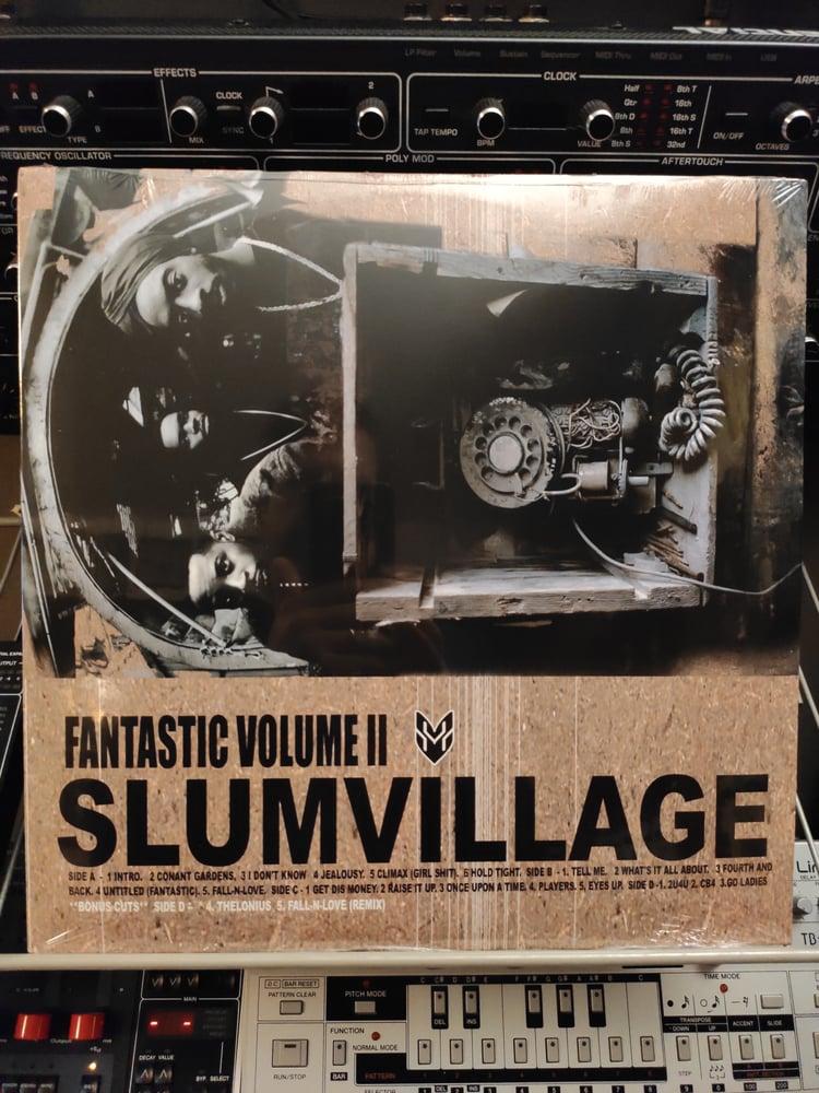 Image of Slum Village – Fantastic Volume II