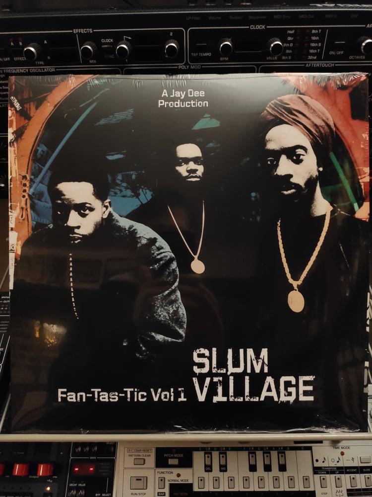 Image of Slum Village – Fan-Tas-Tic Vol. 1