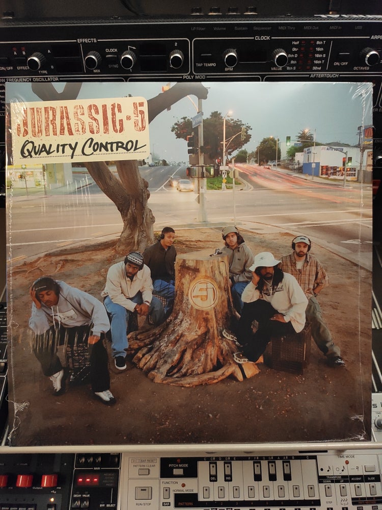 Image of Jurassic 5 ‎– Quality Control