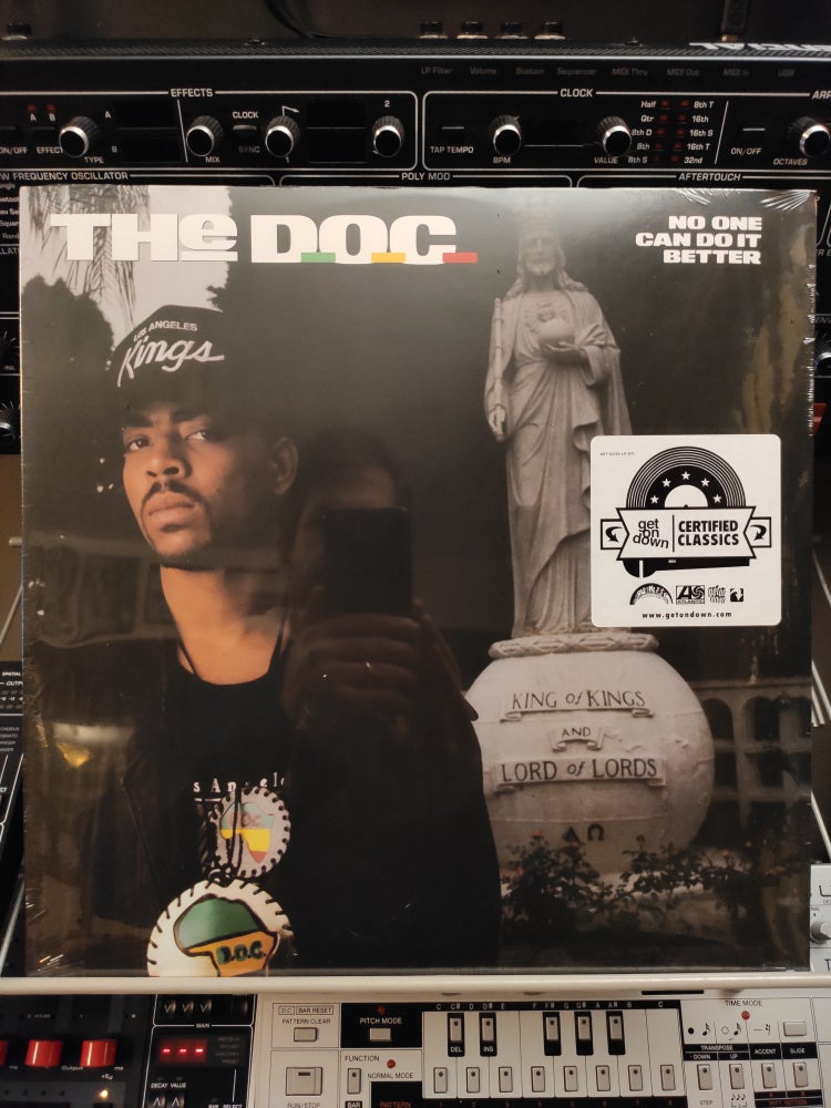 Image of The D.O.C. ‎– No One Can Do It Better