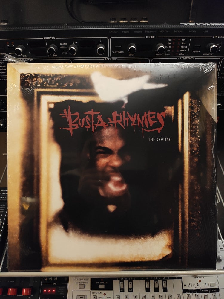 Image of Busta Rhymes ‎– The Coming