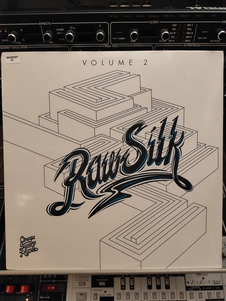 Image of Various ‎– Raw Silk Volume 2