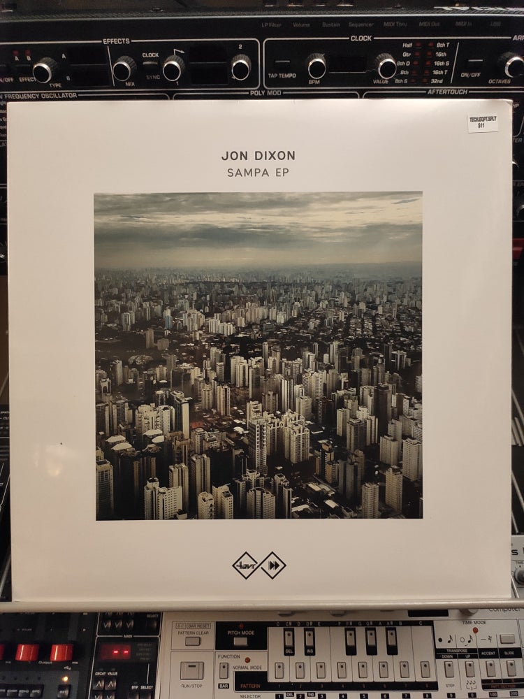 Image of Jon Dixon - Sampa EP