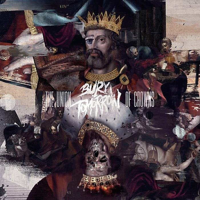 """Image of BURY TOMORROW """"The Union of Crowns"""" CD"""