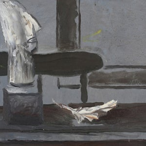 Image of 1981, Swedish Still Life Painting, BO WETTERYD