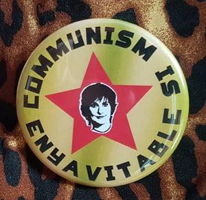 Image of 5.8cm Enya Fans 4 Communism Pin Badges