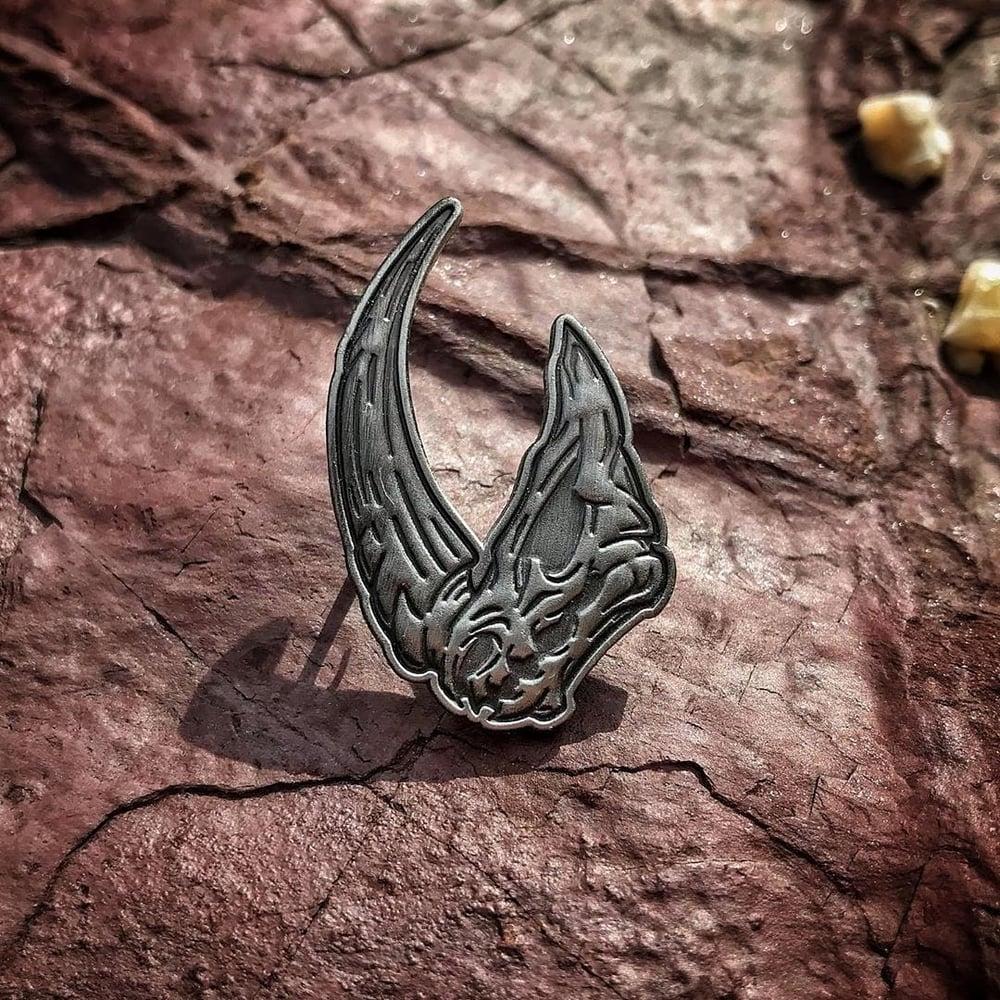 Image of Mudhorn Lapel Pin