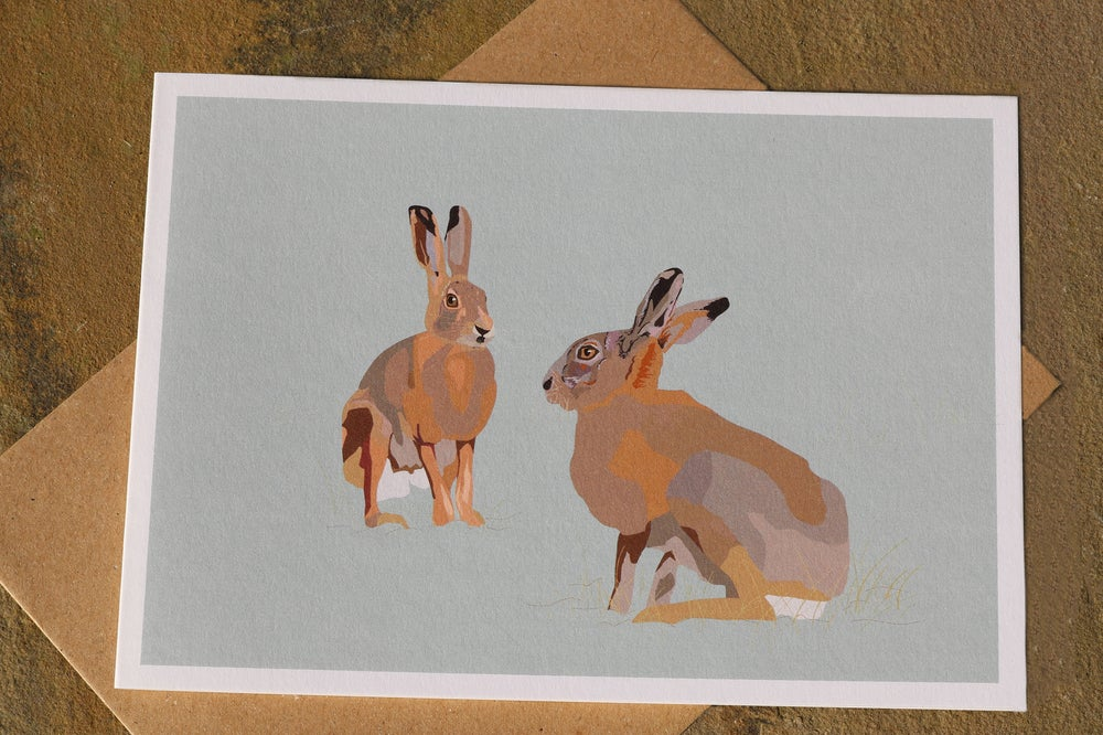 Image of Brown Hares
