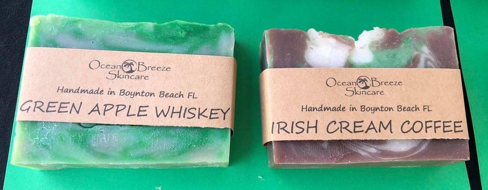 Image of Irish Cream Coffee Soap