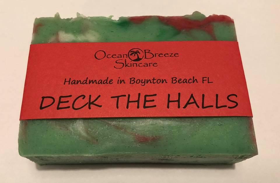Image of Christmas Soap
