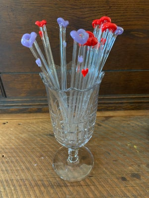 Image of Glass Lip Straws