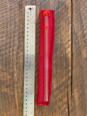 Image of Glass Lip Straws
