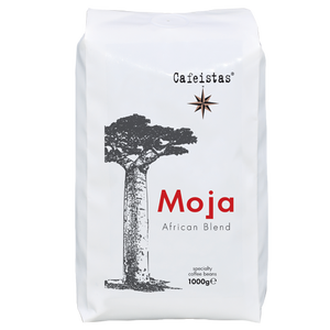Image of moja - african espresso blend - 250g - coffee beans / ground