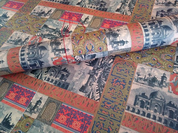 Image of Decorative paper India collection