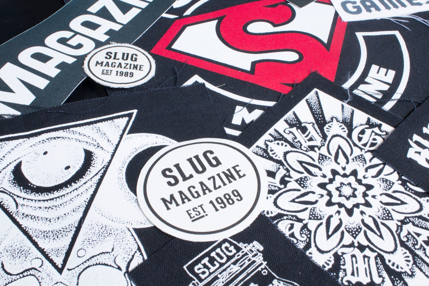SLUG Mag Patch FREE with purchase!