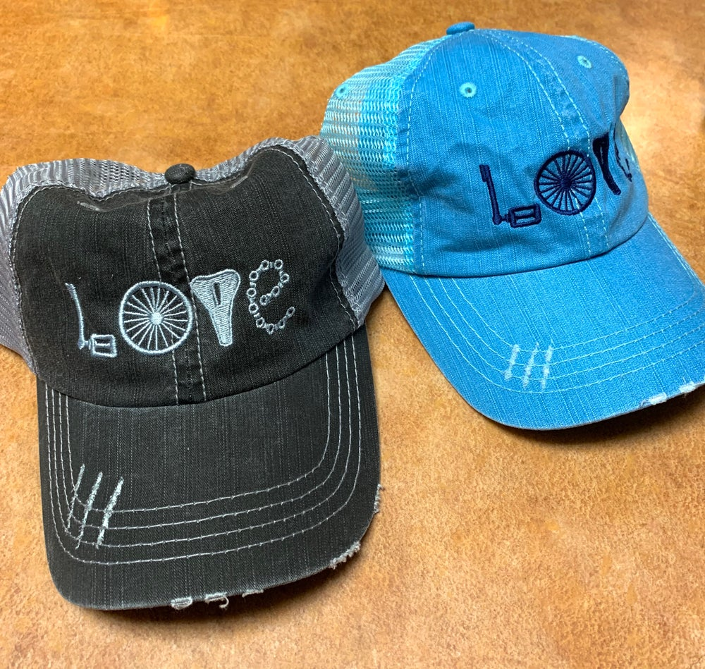Image of Bike Love Tucker Cap