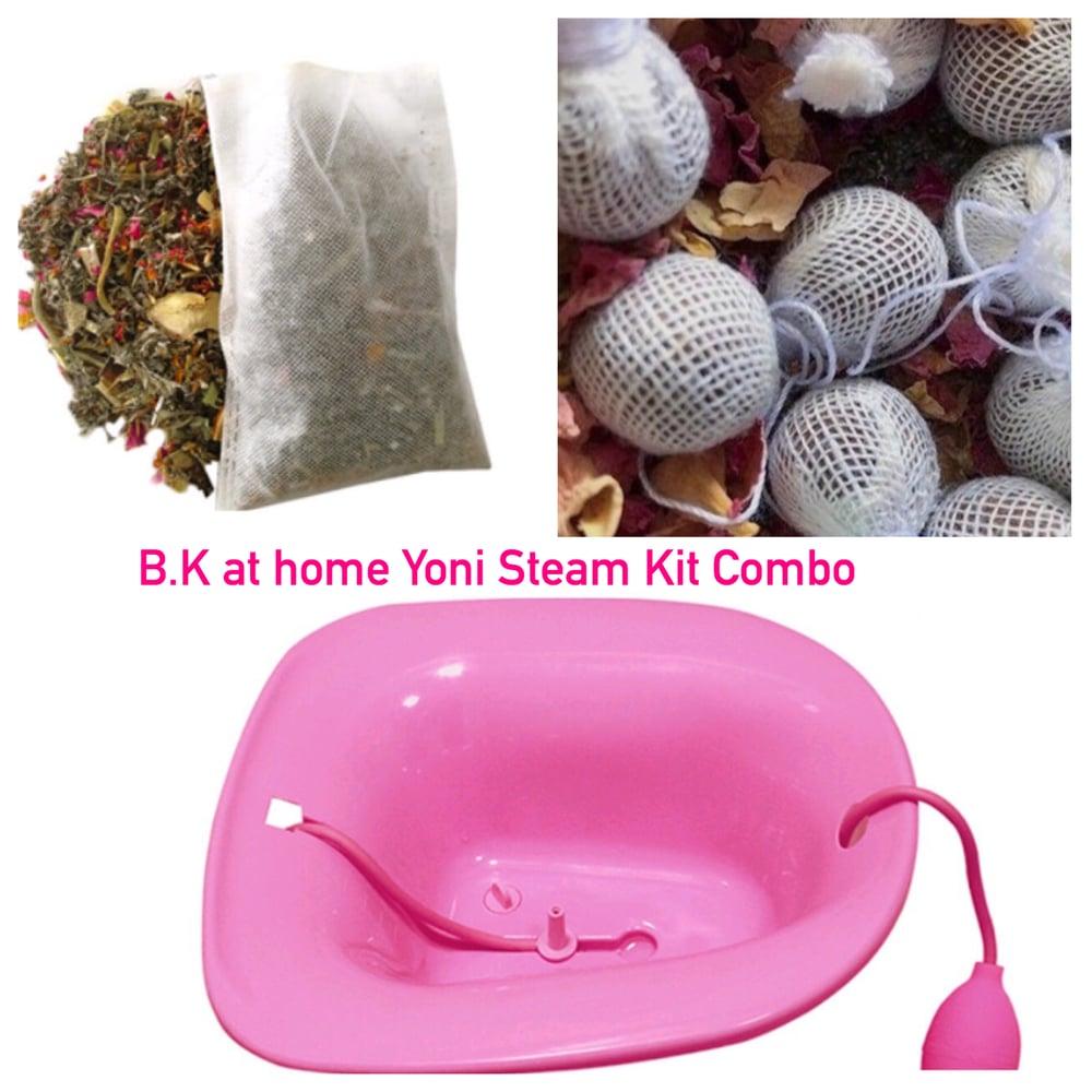 Image of B.K at home Yoni Kit Combo