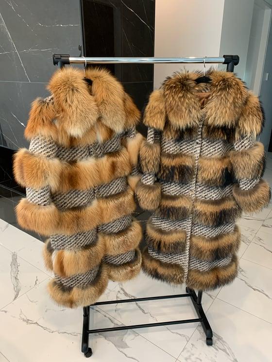 Image of Nadia Fur Coat (long length)