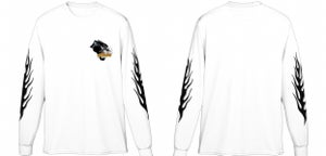 Image of PAINTED LADY PANTHER LONGSLEEVE!
