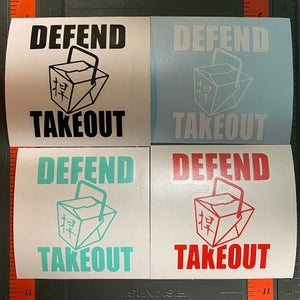 Defend Takeout