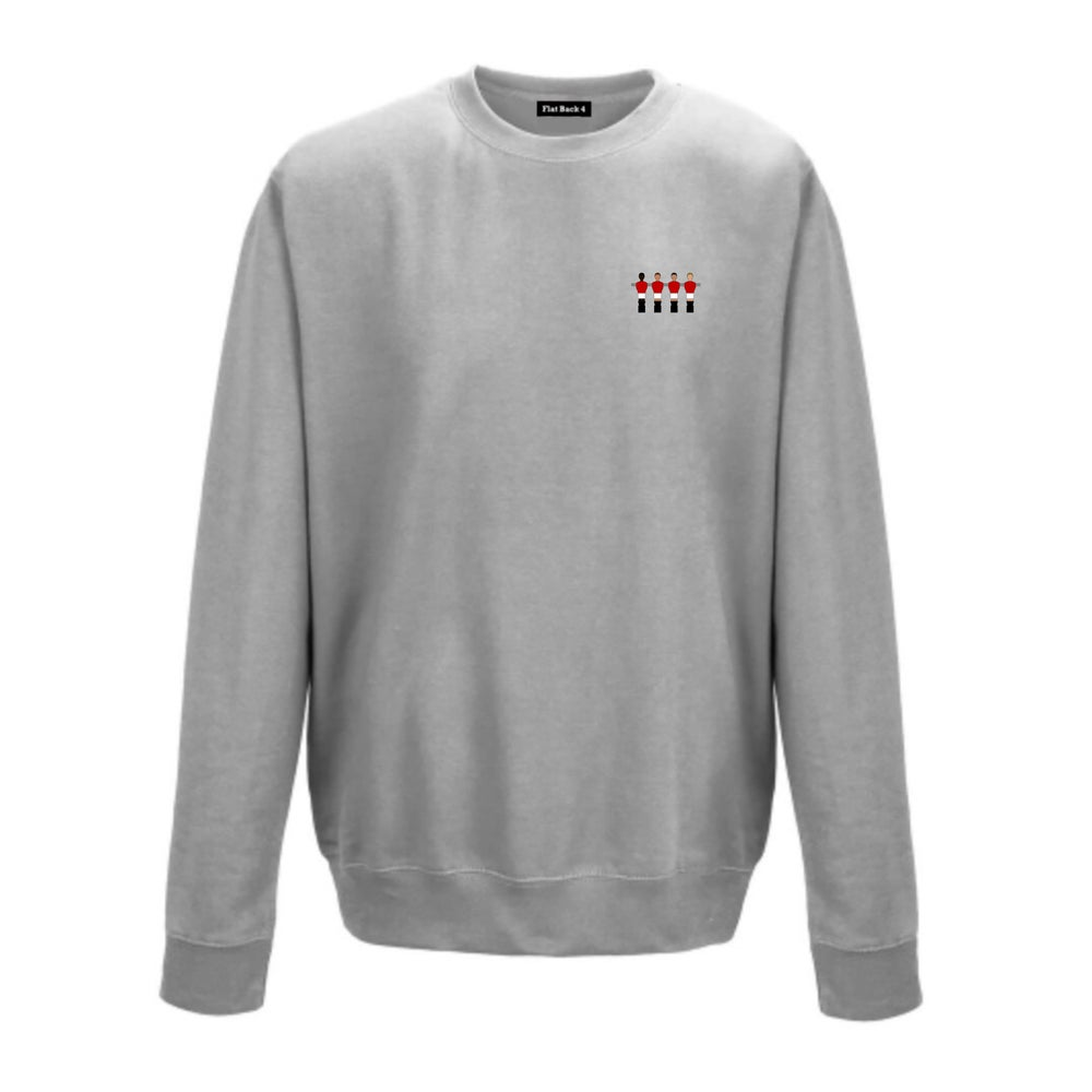 Request Your Club - Embroidered Jumpers