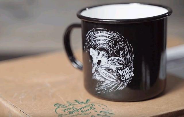 Image of Dirt Surfer Mug