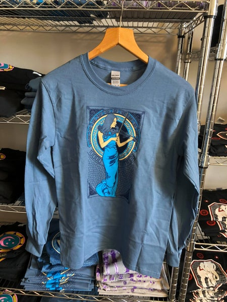 "Image of Long Sleeve T-shirt (""Playing Favorites"")"