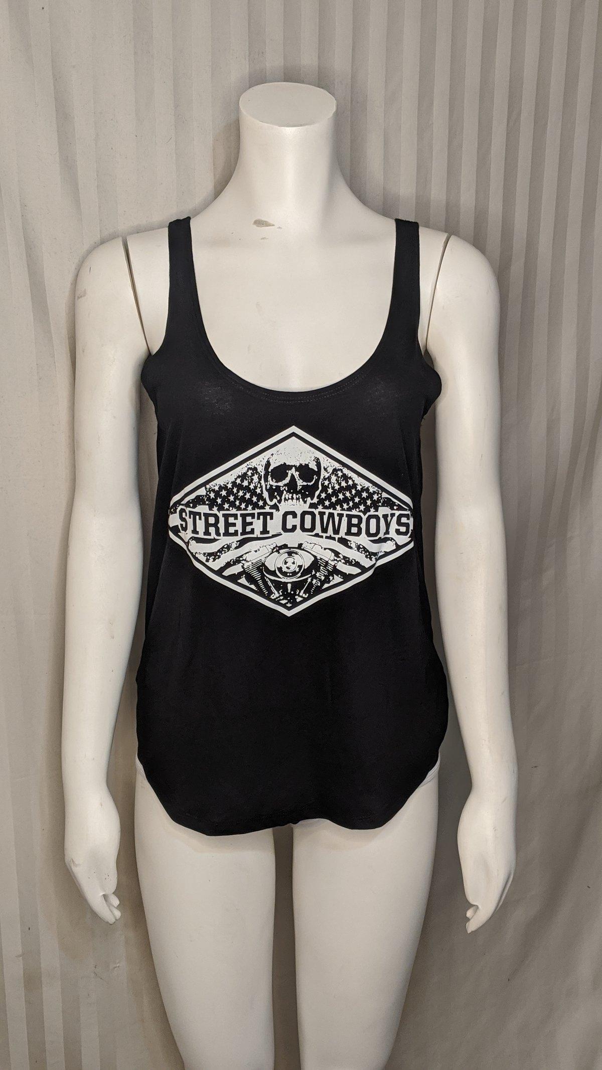 Image of Ladies StreetCowboys Diamond Festival Tanks