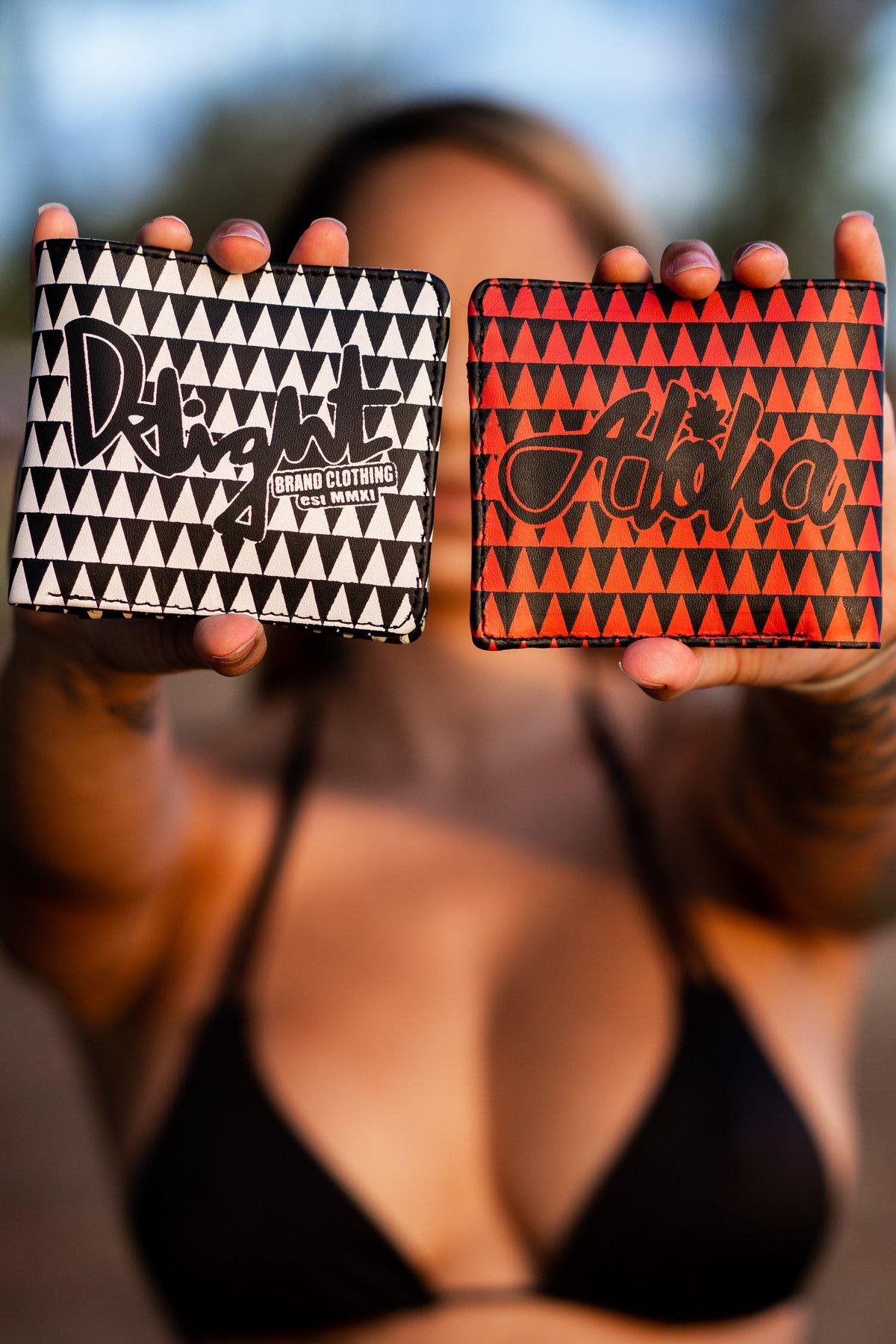 Delight - Aloha Pine Top Grain Leather Wallets