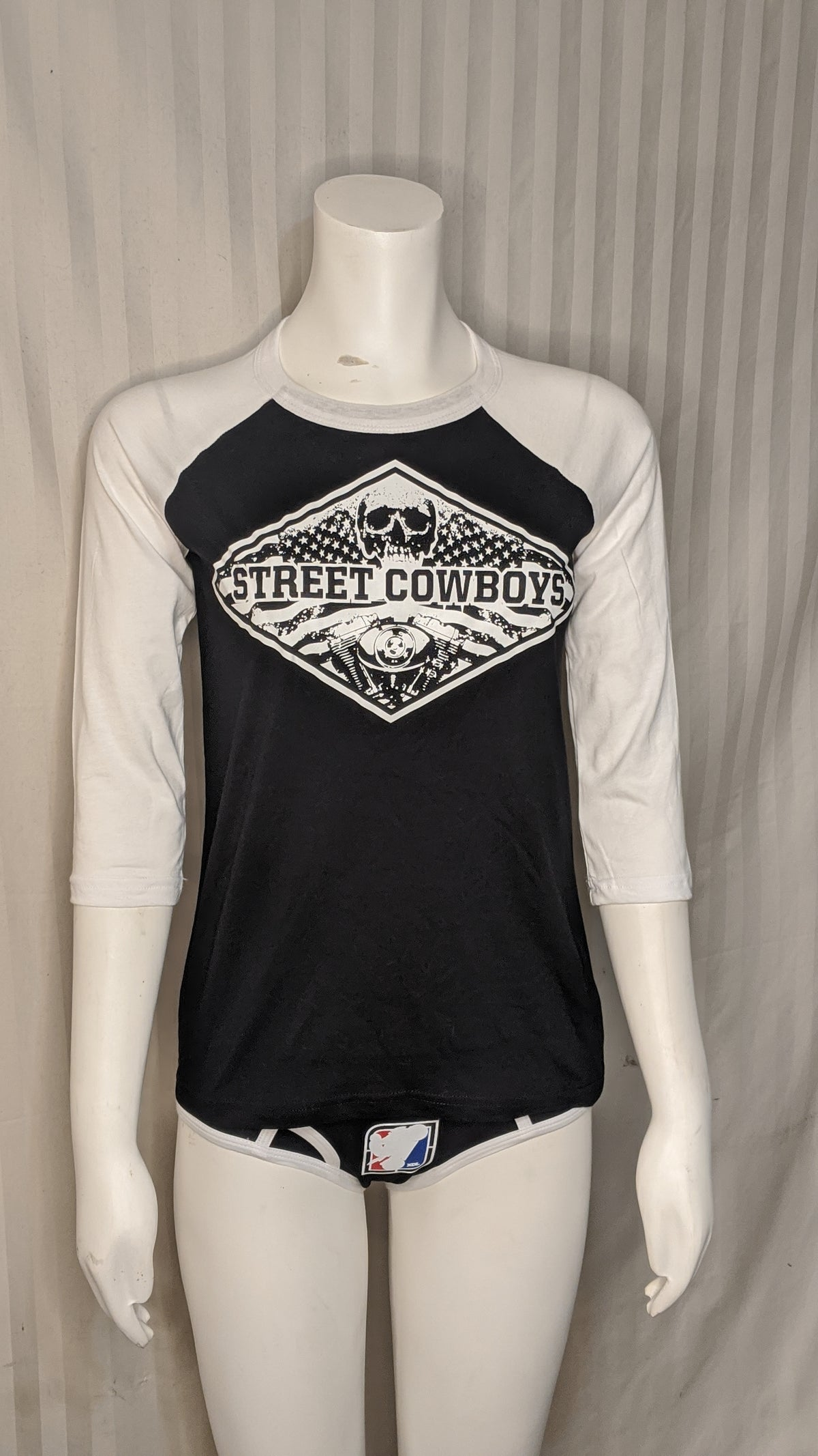 Image of StreetCowboys Baseball Jersey
