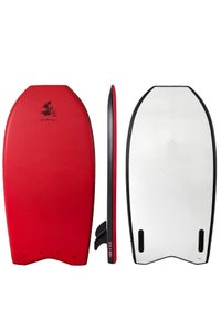 "Image of SPEED McDRAGGIT 46"" STANDUP BOOG <BR> RED V TAIL"