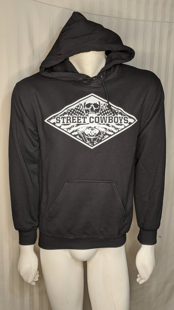 Image of Men's StreetCowboys Hoodie