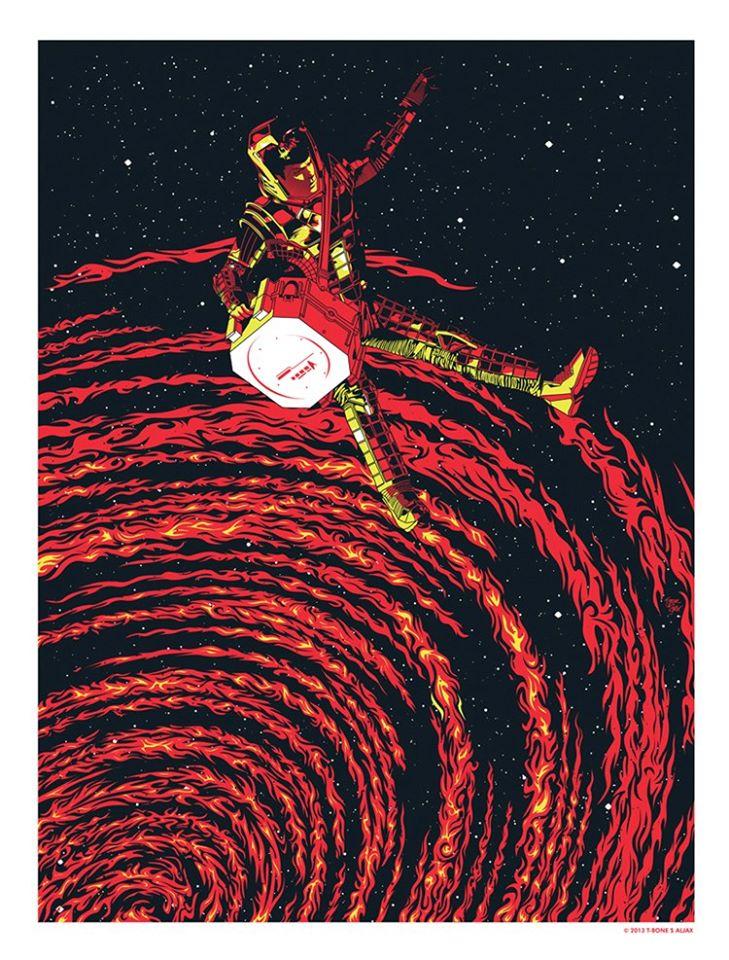 Image of Star Trek II Into Darkness - Spock's Descent
