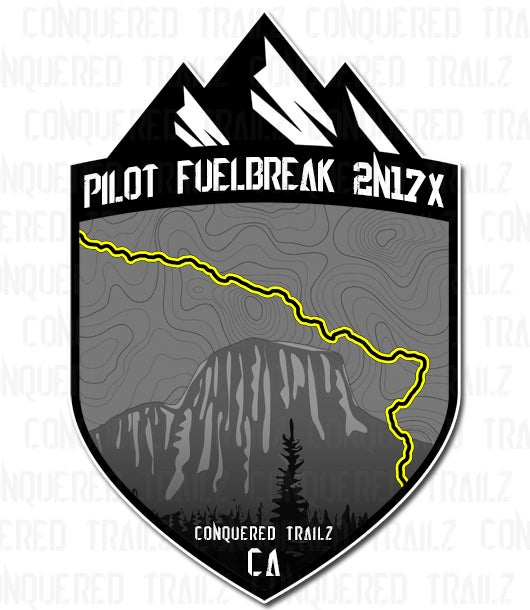 "Image of ""Pilot Fuelbreak 2N17X"" Trail Badge"