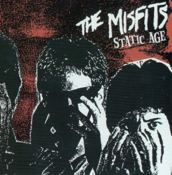 Image of Misfits - Static Age LP