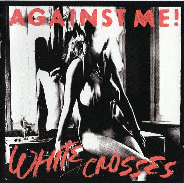 Image of Against Me! - White Crosses LP