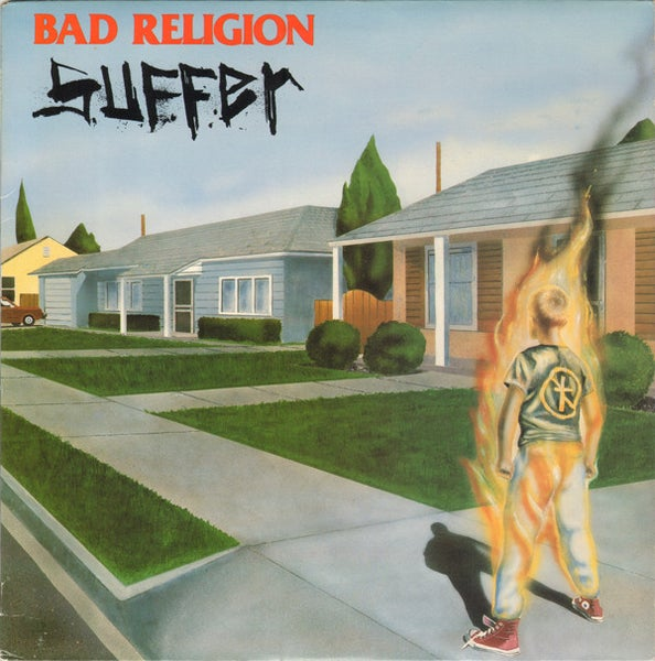 Image of Bad Religion - Suffer LP