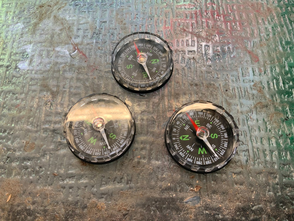 Image of Round compasses 5cm