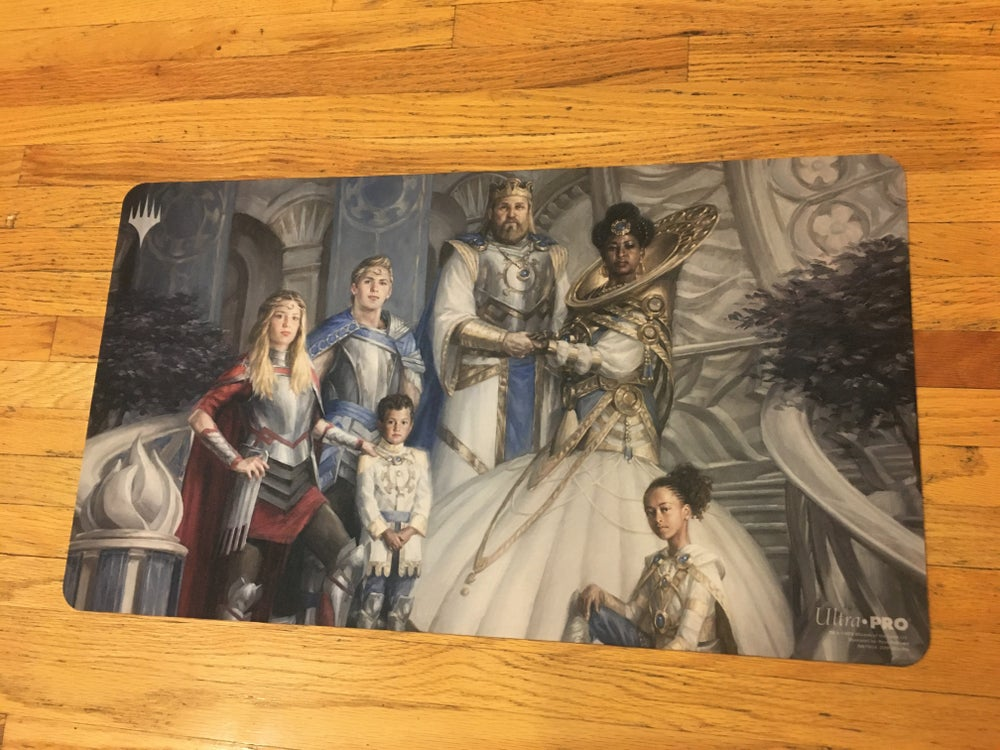 Image of Kenrith Family Portrait Playmat