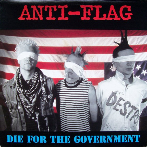 Image of Anti-Flag - Die For The Government LP