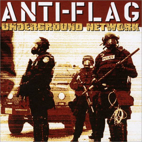 Image of Anti-Flag - Underground Network LP