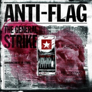Image of Anti-Flag - The General Strike LP