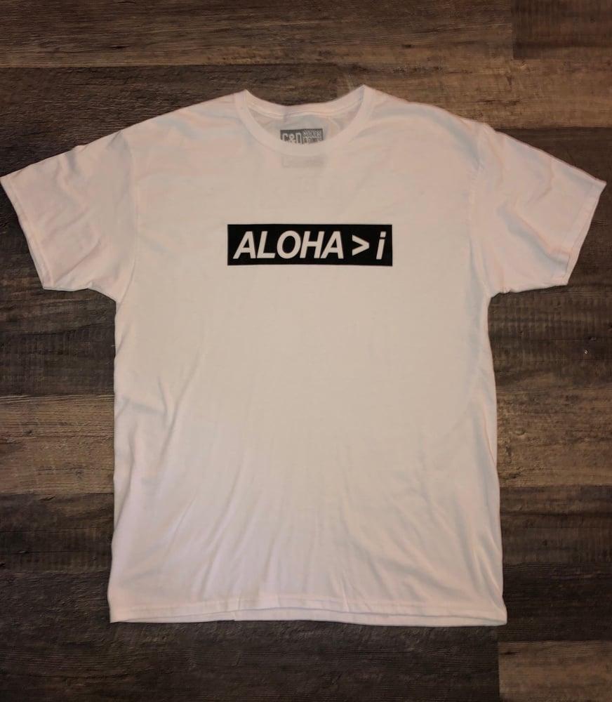 Image of ALOHA>i  S-Banner