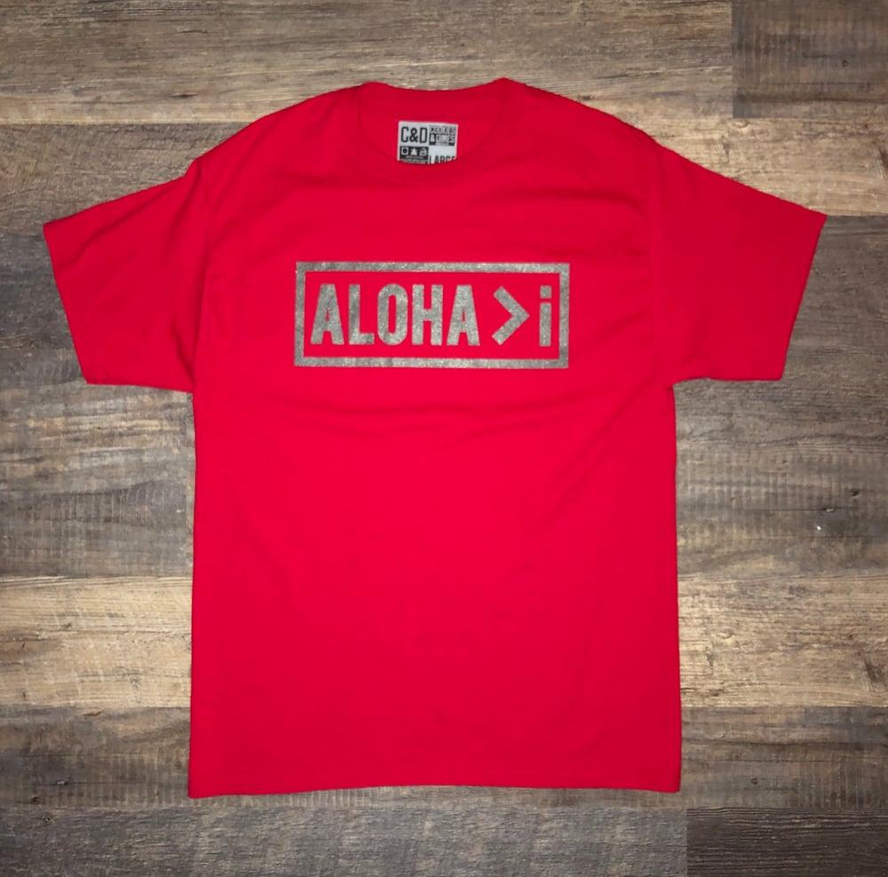 Image of ALOHA>I Original Banner