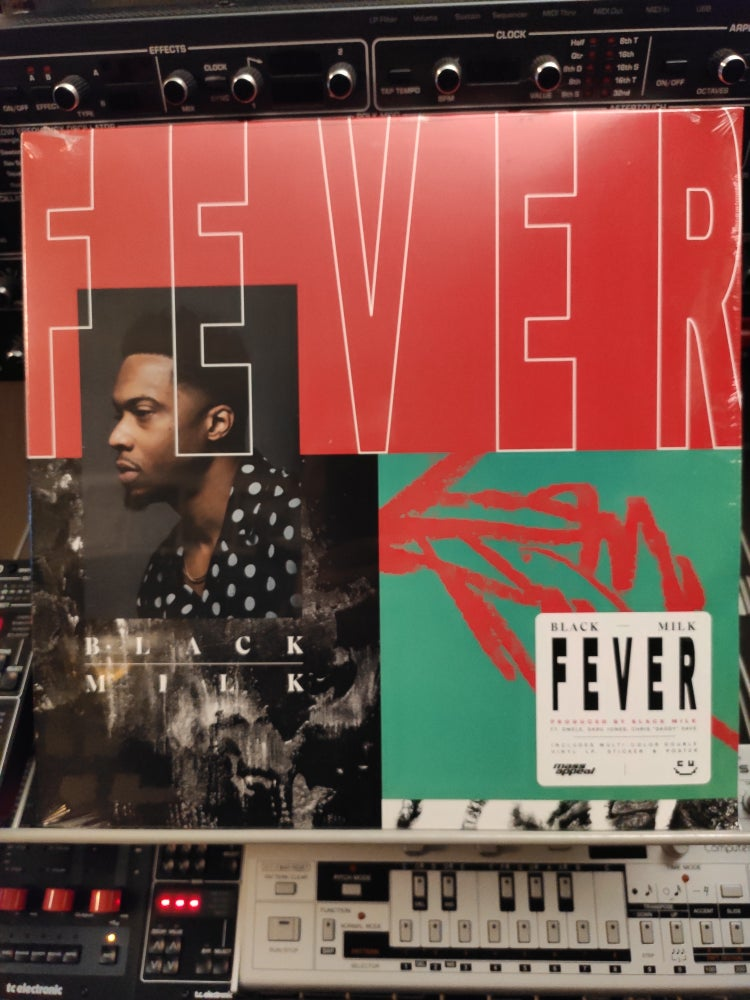 Image of Black Milk – Fever