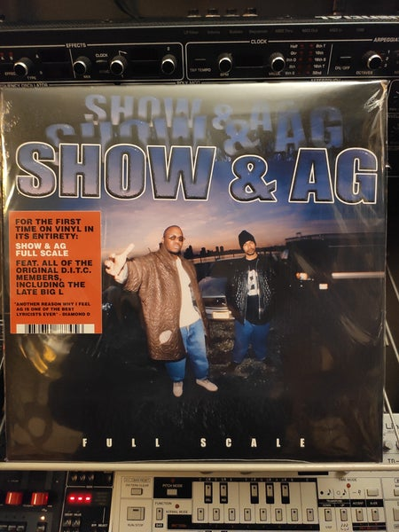 Image of Show & AG ‎– Full Scale EP