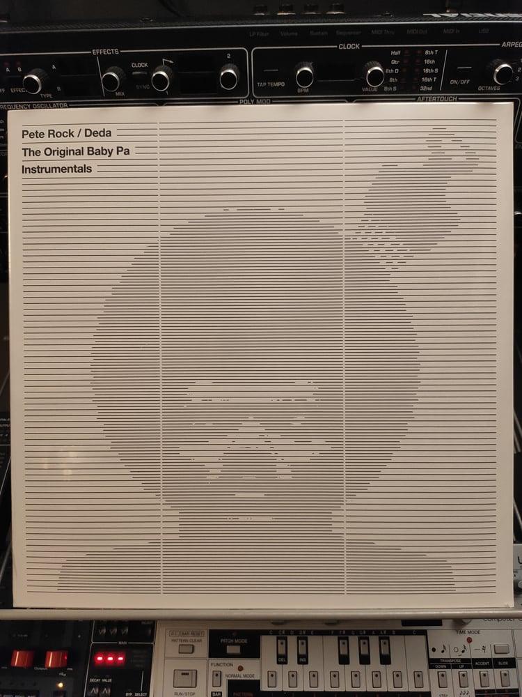 Image of Pete Rock / Deda – The Original Baby Pa Instrumentals