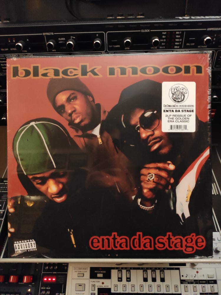 Image of Black Moon ‎– Enta Da Stage