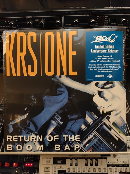 Image of KRS-One ‎– Return Of The Boom Bap